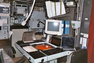 Slc på patrullbåt (arte 726)